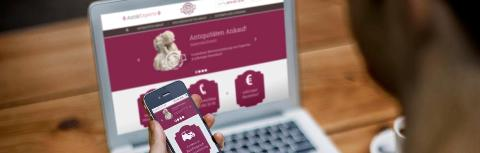Responsive Web Design Antik-Experte.at